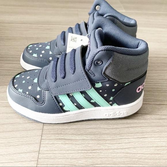 adidas Shoes | Adidas Kids Hoops 2 Mid